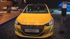 Peugeot 208 Gt Line Puretech 130 S S Eat8 Faro Yellow