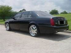 2002 cadillac deville on 26s wheels