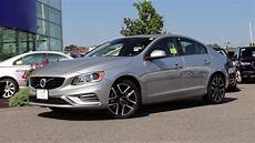 2018 Volvo S60 T5 Dynamic Review