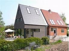 Verdoppelung Eines Siedlungshauses Nachher