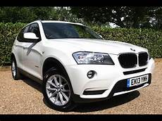bmw x3 2 0d se xdrive manual now sold
