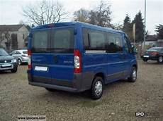 2010 Peugeot Boxer 333 L1h1 Hdi Standard Car Photo And Specs