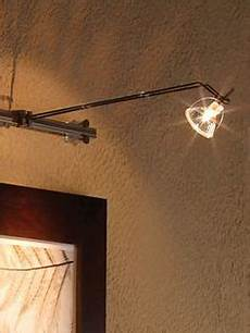 track lighting doesn t have to be mounted the ceiling wall mounted track can be used to