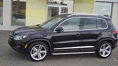 feature new 2013 vw tiguan r line by