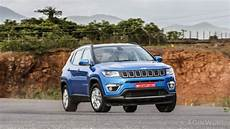 Jeep Compass Diesel Automatic To Launch In India In Q4