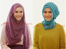Tutorial Style Ala Zaskia Adya Mecca Fashion
