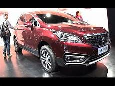 2016 2017 New Peugeot 3008 Hits The Beijing Auto Show