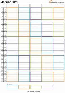din a5 kalender 2019 zum ausdrucken kalender