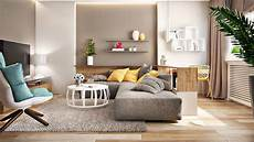 modern living room natural colors in the interior living room youtube