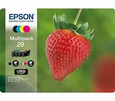 cartouche epson 29 fraise buy epson strawberry 29 cyan magenta yellow black ink