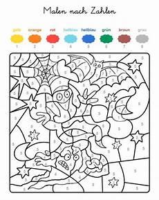 Ausmalbilder Zahlen Farben Ausmalbilder Mit Zahlen Und Farben