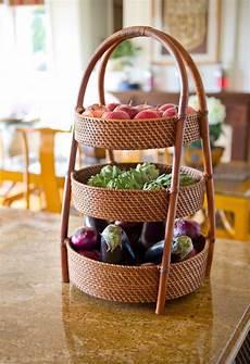 Kitchen Counter Gifts by Kitchen Counter Fruit Vegetable Basket Organizer Storage