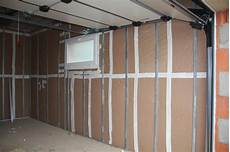 comment isoler un garage pas cher autoconstruction de notre maison isolation garage suite