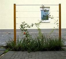 Rankhilfen Für Kletterpflanzen - spannseile rankhilfe edelstahl sets in