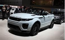 range rover evoque decapotable