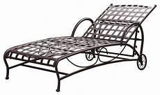 position chaise longue outdoor multi position iron chaise lounge chair in black