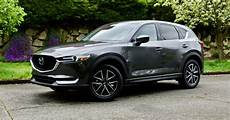 Review A Quieter And More Refined Mazda Cx 5 The