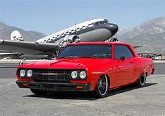 1965 Chevrolet Chevelle Malibu SS Epic Do Over With K&ampN