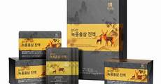 chamdahan deer antlers red ginseng extract 50ml x 30 sachets