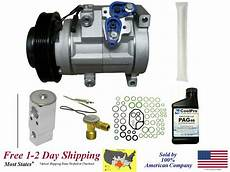 automobile air conditioning service 2005 acura mdx regenerative braking new a c ac compressor kit for 2004 2005 2006 acura mdx 2006 2008 honda pilot ebay