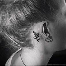 50 The Ear Tattoos Design And Ideas For And