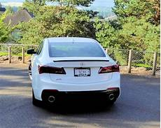 2018 acura tlx a spec test drive our auto expert