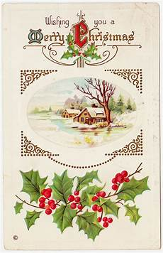 papergreat postcard wishing thoma a merry christmas in 1913