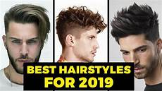 best men s hairstyles for 2019 men s haircut trends alex costa knm place market