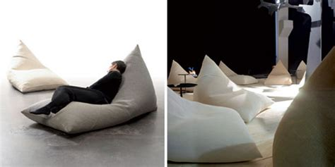 'my' And 'roo' Sack Chairs By Ulla Koskinen