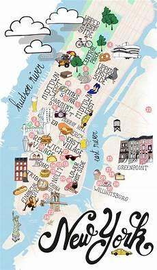 Stadtplan New York - city trip back to ny 01 manhattan map of new york
