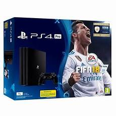 ps4 plus fifa 18 consola ps4 pro 1tb fifa 18 plus 14 d 237 as consola