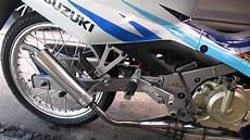 Modifikasi Satria 2 Tak Road Race by Satria 2 Tak With Tjz Speed Exhaust
