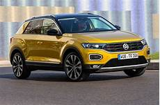 Vw T Roc Suv 2017 Review By Car Magazine