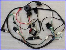 Electrics Wiring Harness Cdi Coil 110cc 125cc Atv
