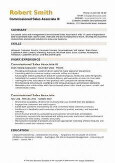 resume sles kitchen commissioned sales associate resume sles qwikresume