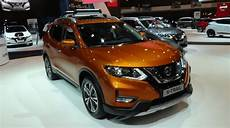 2020 nissan x trail redesign specs and release date