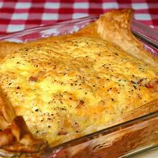 Quiche Teig Rezept - easy puff pastry bacon and cheddar quiche rock recipes
