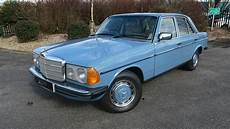 Sold 1982 Mercedes 200 W123 In China Blue For Sale In