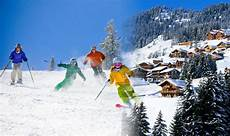 ski holiday 2018 the best ski resorts for families les