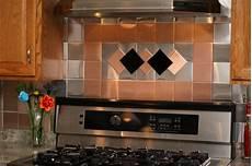 24 decorative self adhesive kitchen metal wall tiles 3 sq