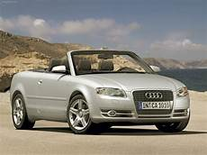 Audi A4 Cabriolet 2006 Pictures Information Specs