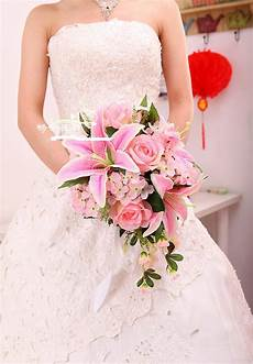 wedding bouquet bouquet artificial wedding bouquets silk flower bridal bouquet