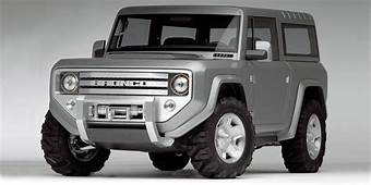 2020 Ford Bronco  Front Photo New Car Release News