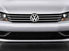 grille volkswagen image 2014 volkswagen passat 4 door sedan 2 5l auto se