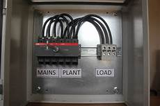 manual transfer 125 abb 3 phase nquality power panels for home workplaces blades power