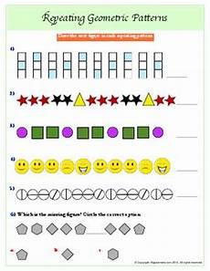 geometric pattern worksheets 3rd grade 567 geometric pattern third grade math worksheets biglearners