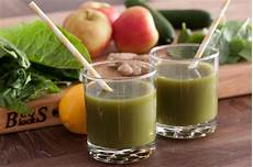 fresh pressed green juice recipe