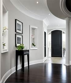 Welche Wandfarbe Zu Dunklen Möbeln - modernen flur gestalten 80 inspirierende ideen