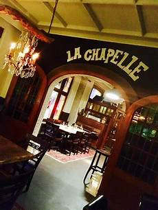 la table de la chapelle luxembourg city restaurant