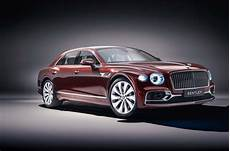 new bentley flying spur 207mph luxury sports saloon revealed autocar
